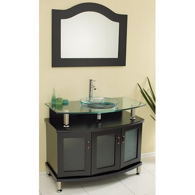 Classico Contento 39 Modern Bathroom Vanity Set