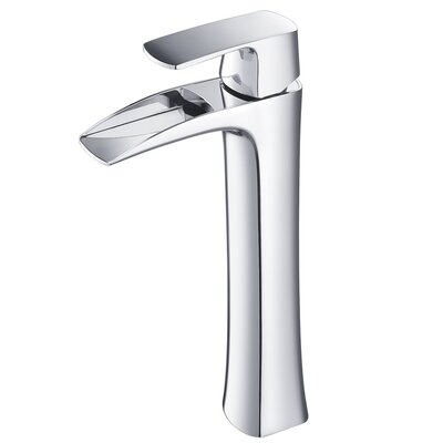 Fortore Single Handle Deck Mount Vessel Faucet