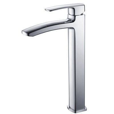 Fiora Single Handle Deck Mount Vessel Faucet