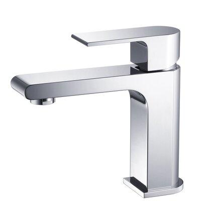 Allaro Single Handle Deck Mount Vanity Faucet