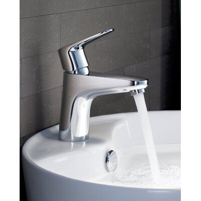 Diveria Single Handle Deck Mount Vanity Faucet