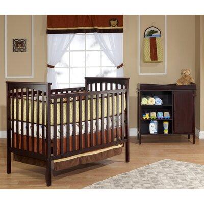 Classic Petite Crib and Changer Set 3001-E