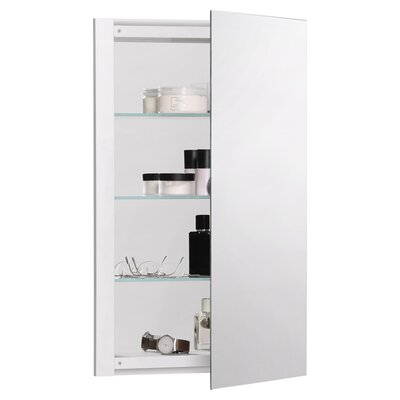 R3 Series 24 x 26 Recessed or Surface Mount Medicine Cabinet