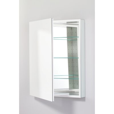 PL Series 23.25 x 30 Surface Mount Medicine Cabinet Orientation: Left, Finish: White