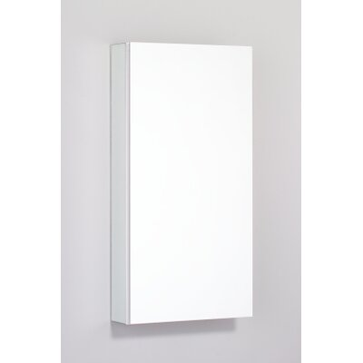 PL Series 15.25 x 30 Recessed or Surface Mount Medicine Cabinet Orientation: Left