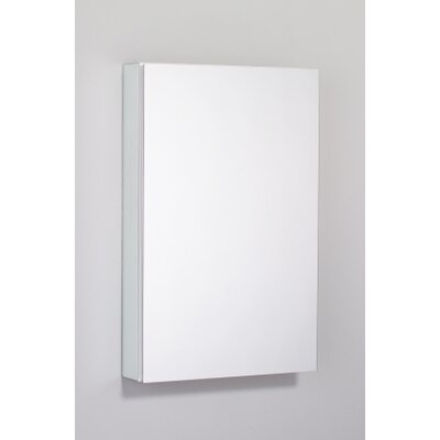 PL Series 19.25 x 30 Surface Mount Medicine Cabinet Orientation: Right, Finish: White