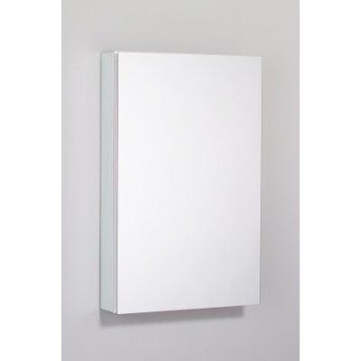 PL Series 19.25 x 30 Surface Mount Medicine Cabinet Orientation: Left, Finish: White
