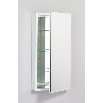 PL Series 15.25 x 30 Recessed or Surface Mount Medicine Cabinet Orientation: Right