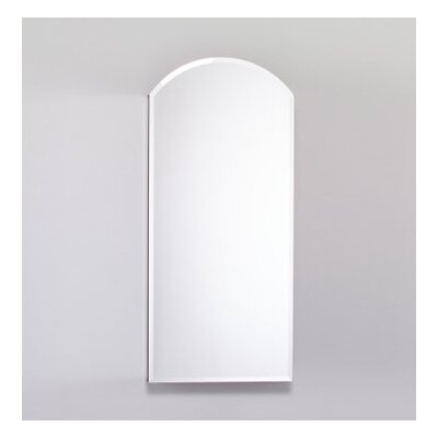 PL Series 15.25 x 34 Recessed or Surface Mount Medicine Cabinet Finish: White