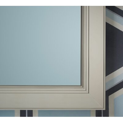 Main Line 19.25 x 39.38 Recessed Medicine Cabinet Finish: Satin Nickel, Orientation: Right Hand