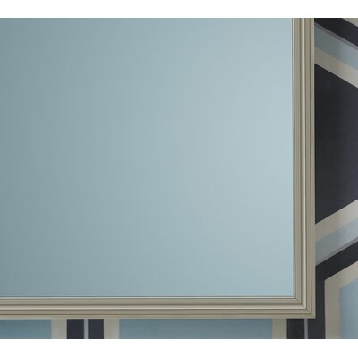 Main Line 15.25 x 39.38 Recessed Medicine Cabinet Finish: Brushed Nickel, Orientation: Left Hand