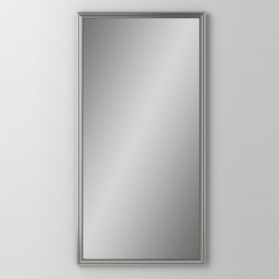 Main Line 15.25 x 30 Recessed Medicine Cabinet Finish: Brushed Black, Orientation: Right Hand