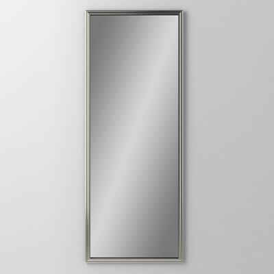 Main Line 15.25 x 39.38 Recessed Medicine Cabinet Orientation: Left Hand, Finish: Brushed Black