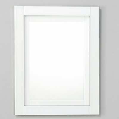 Candre 23.25 x 30 Recessed or Surface Mount Medicine Cabinet Finish: White