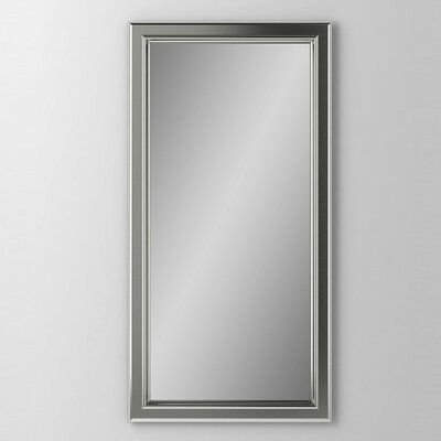 Main Line 15.25 x 30 Recessed Medicine Cabinet Finish: Brushed Nickel, Orientation: Left Hand