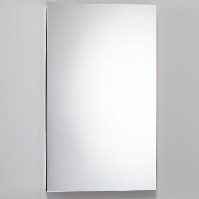 M Series 19.25 x 30 Recessed Medicine Cabinet Orientation: Left Hand