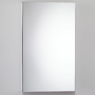 M Series 15.25 x 30 Recessed Medicine Cabinet Orientation: Left Hand