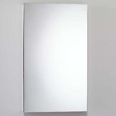 M Series 15.25 x 39.38 Recessed Medicine Cabinet Orientation: Right Hand