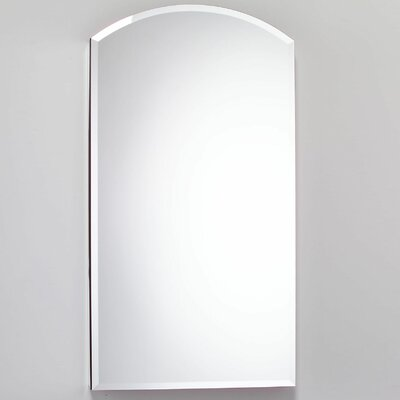 M Series 15.25 x 34Recessed Medicine Cabinet Orientation: Left Hand