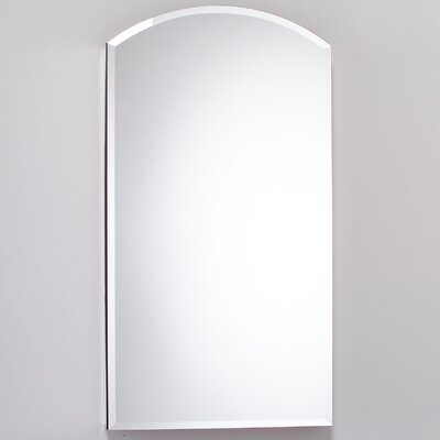 M Series 15.25 x 34 Recessed Medicine Cabinet Orientation: Left Hand