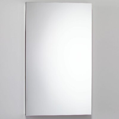 M Series 15.25 x 39.38 Recessed Medicine Cabinet Orientation: Left Hand
