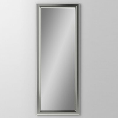 Main Line 15.25 x 39.38 Recessed Medicine Cabinet Finish: Satin Nickel