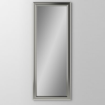 Main Line 15.25 x 39.38 Recessd Medicine Cabinet Finish: Brushed Nickel, Orientation: Left Hand