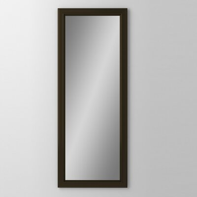 Main Line 15.25 x 39.38 Recessed Medicine Cabinet Finish: Brushed Black