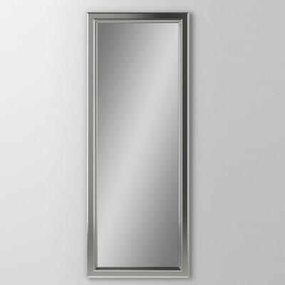 Main Line 15.25 x 39.38 Recessed Medicine Cabinet Finish: Satin Nickel, Orientation: Left Hand