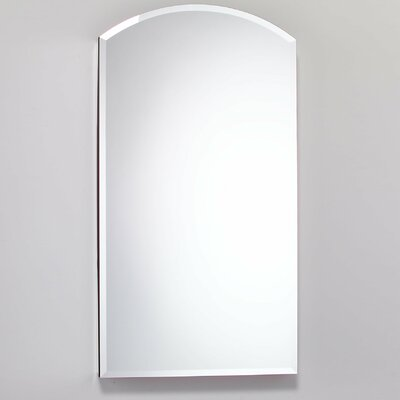 M Series 15.25 x 43.38 Recessed Medicine Cabinet Orientation: Right Hand