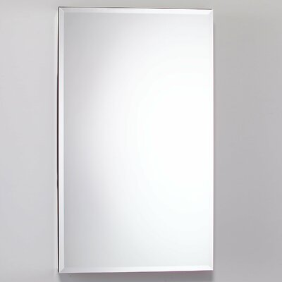 M Series 19.25 x 30 Recessed Medicine Cabinet Orientation: Right Hand