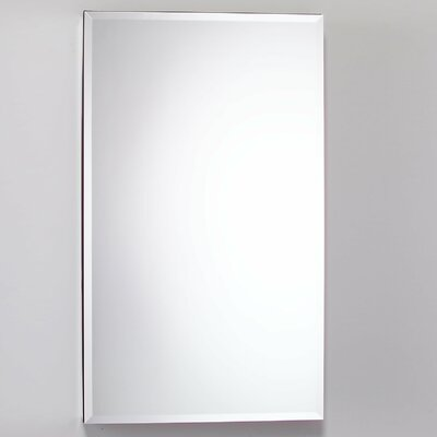M Series 23.25 x 39.38 Recessed Medicine Cabinet Orientation: Left Hand