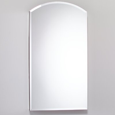 M Series 23.25 x 34 Recessed Medicine Cabinet Orientation: Left Hand