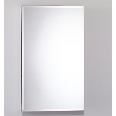 15.25 x 39.375 Recessed or Surface Mount Medicine Cabinet