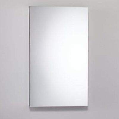PL Series 23.25 x 39.38 Recessed or Surface Mount Medicine Cabinet Orientation: Left