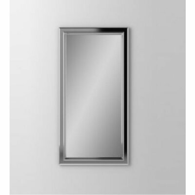 Main Line 15.25 x 30 Recessed Medicine Cabinet Finish: Chrome