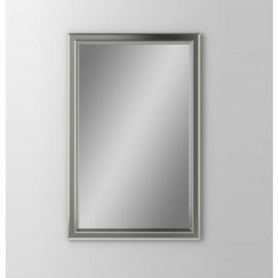 Main Line 23.25 x 39.38 Recessed Medicine Cabinet Orientation: Left Hand, Finish: Chrome