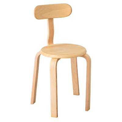 Rubberwood Side Chair