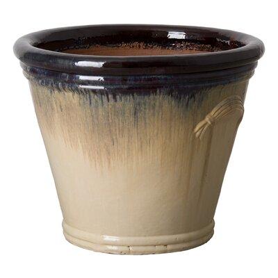 Round Ceramic Pot Planter 12768CJ-3