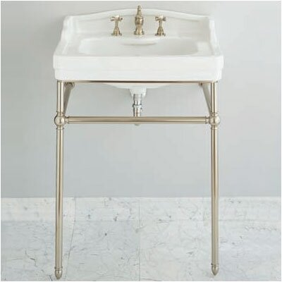 Console Sink Stand Chrome | Home Trends Ideas