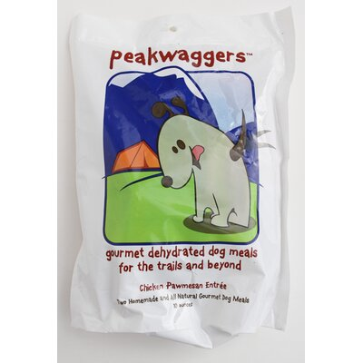 PeakWaggers Chicken Pawmesan Entr�e Dry Dog Food (10-oz. Bag) at Sears.com