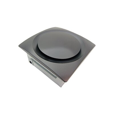 SlimFit 90 CFM Energy Star Bathroom Fan with Sensor Finish: Oil Rubbed Bronze