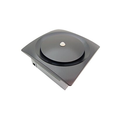 SlimFit 80-140 CFM Energy Star Bathroom Fan Finish: Oil Rubbed Bronze