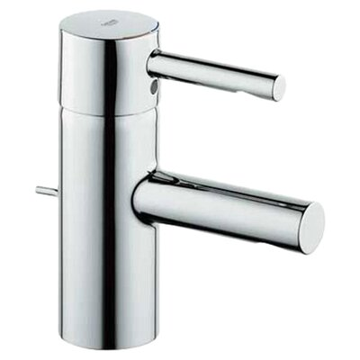 Essence Single Hole Bathroom Sink Faucet Single Handle Finish: Chrome