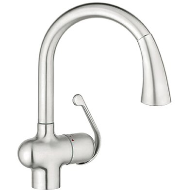Ladylux Single Handle Hole Bathroom Faucet