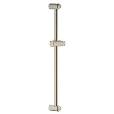 Tempesta 600 Shower Rail Finish: Brushed Nickel