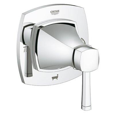 Grandera Diverter Faucet Trim Finish: Chrome