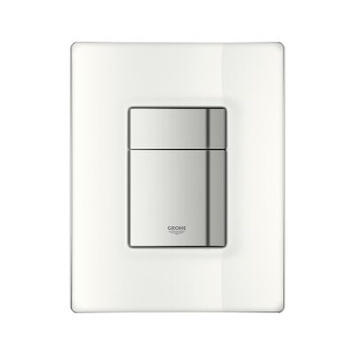 Skate Cosmopolitan Wall Plate Finish: Moon White