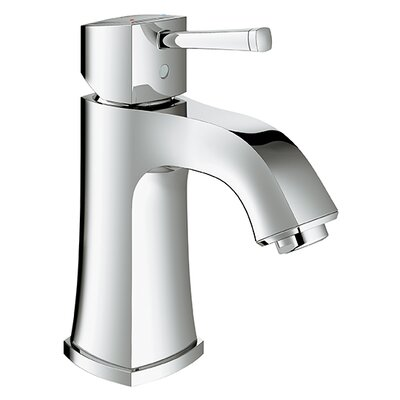 Grandera Single Handle Centerset Sink Faucet Finish: Brushed Nickel