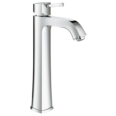 Grandera Single Handle Centerset Sink Faucet Finish: Chrome